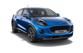 Ford Puma SUV SUV 1.0 T EcoBoost MHEV 125PS ST-Line X 5Dr Manual [Start Stop]