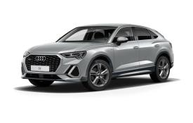 Audi Q3 SUV 35 SUV 5Dr 1.5 TFSI CoD 150PS Black Edition 5Dr S Tronic [Start Stop] [Comfort Sound]