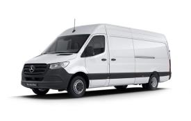 Mercedes-Benz Sprinter Van High Roof 316 L4 3.5t 2.1 CDi RWD 163PS  Van High Roof G-Tronic+ [Start Stop]