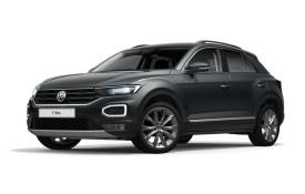 Volkswagen T-Roc SUV SUV 2wd 2.0 TDI 150PS Black Edition 5Dr Manual [Start Stop]