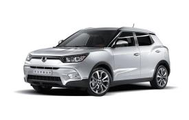 Ssangyong Tivoli SUV SUV 5Dr 1.5 P 163PS ELX 5Dr Manual [Start Stop]