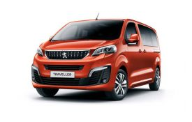 Peugeot Traveller MPV Standard 5Dr 1.5 BlueHDi FWD 120PS Business MPV Manual [Start Stop] [9Seat]