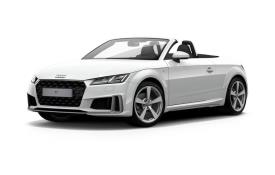 Audi TT Convertible 45 Roadster 2.0 TFSI 245PS Black Edition 2Dr S Tronic [Start Stop]
