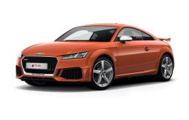 Audi TT Coupe 40 Coupe 2.0 TFSI 197PS Black Edition 3Dr S Tronic [Start Stop]