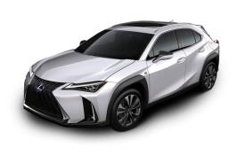 Lexus UX SUV 250h SUV 2.0 h 184PS UX 5Dr E-CVT [Start Stop] [without Nav]