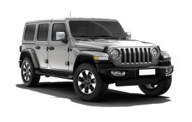 Jeep Wrangler SUV SUV 4Dr 2.0 GME 272PS Rubicon 4Dr Auto [Start Stop]