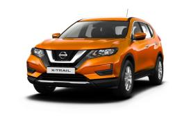 Nissan X-Trail SUV SUV FWD 1.7 dCi 150PS Visia 5Dr Manual [Start Stop] [5Seat]